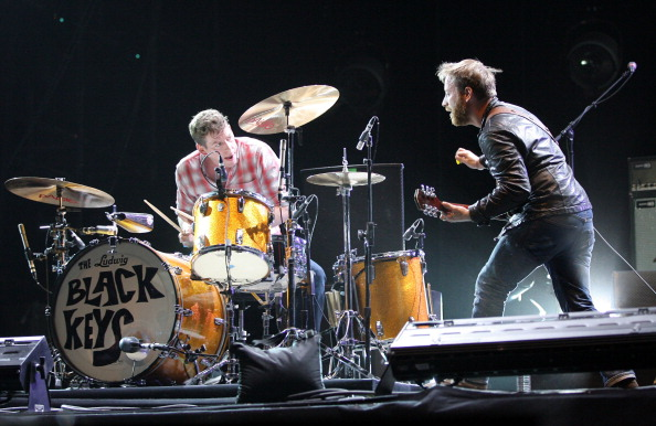 The Black Keys perform live on their 2011 El Camino tour