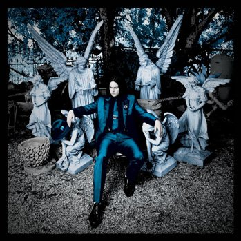 Jack White's second and latest solo album, Lazaretto