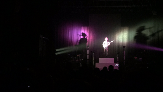 St. Vincent performs at Lupo's